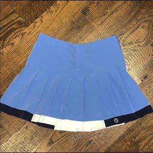 Tori Burch Sport unlined Tennis Skirt